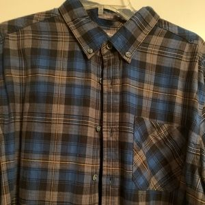 Men's Button Down Size Tall large